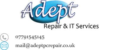 Adept PC Repair – Cardiff